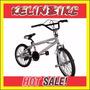 Bicicleta Bmx Freestyle Kelinbike R.20 Cdisk Gris