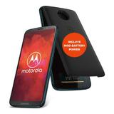 Celular Motorola Moto Z3 Play 64gb Xt-1929 Mod Power Edition