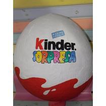 Piñata De Huevo Kinder Gigante!