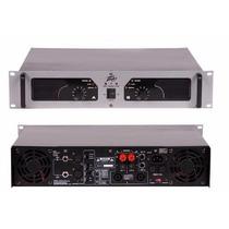 Peavey Pvi-3000 Amplificador De Potencia 880w+880w En 4ohms