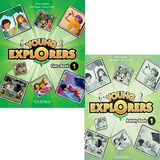 Young Explorers 1 Class Book Y Activity Book - Oxford