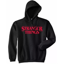 Buzo Stranger Things Serie Netflix Mykonos