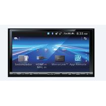 Stereo Sony Xav-712bt Con Pantalla 7pulgadas Desmontable!!
