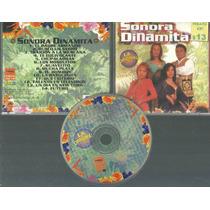 Sonora Dinamita La Original Leader Music Cd Nuevo