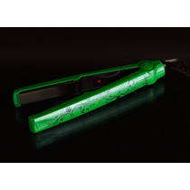 Plancha Para Cabello Ga.ma Ceramic Ion Colors Green