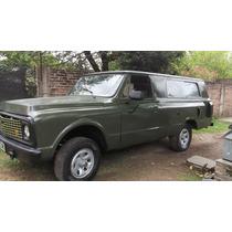 Chevrolet C10 - Unica - Ex Inf De Marina - Vehiculo Militar