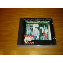 Eric Clapton Cream The Easy Rider Generation In Concert Cd