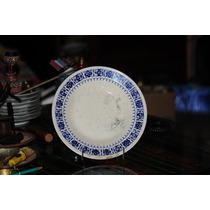 Plato Hondo Ceramica Andina Ecuador ,numerada