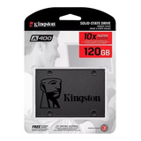 Disco Sólido 120gb Ssd Kingston A400 Sata3 500mb/s Pc Gamer