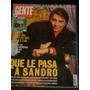 Revista Gente Nº 1722 -sandro-