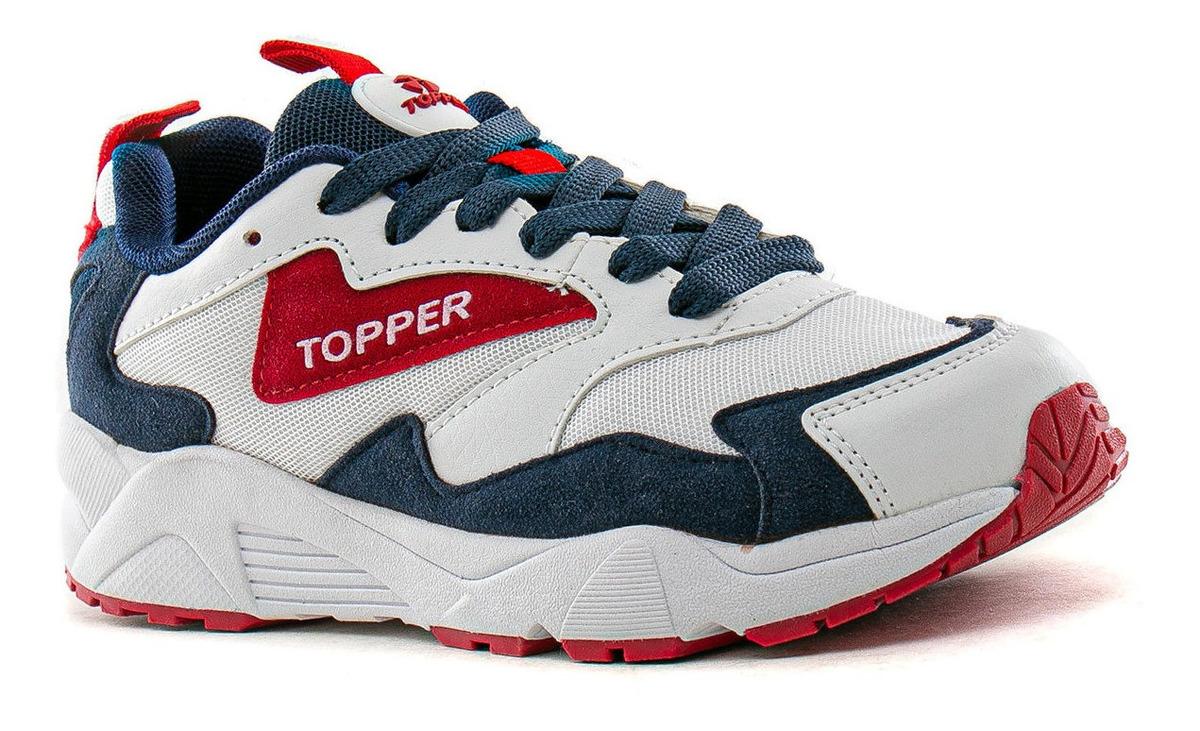 Zapatillas Terrano Topper Team Sport Tienda Oficial