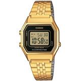 Reloj Casio Mujer La-680wga Retro Vintage Wr Impacto Online
