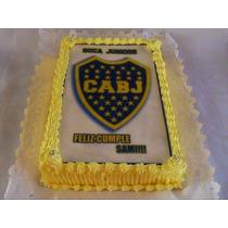 Laminas Comestibles Personalizadas Para Tortas ,cupcakes,