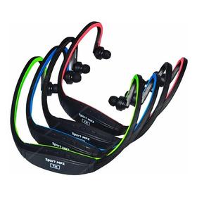 Auricular Vincha Running Sport Mp3  + Memoria 32gb