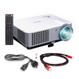 Proyector 2000 Lumens Full Hd 1080p Notebook Clases Netflix