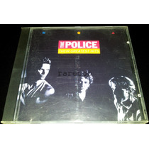 The Police - Their Greatest Hits - 13 Temas Importado