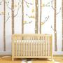 Vinilo Arbol - Infantil - Habitacion Bebe - 250cm X 250cm