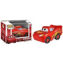 Lightning Mcqueen Cars Funko Pop 128 Vinyl Figura Delicias3