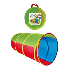 Tent To Funny Carpa Tunel Plegable Baby Club