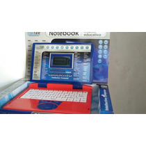 Notebook Interactiva Infantil