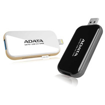 Memoria Extraible 64gb P/ Apple Iphone Ipad Ipod Adata Flash