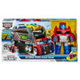 Transformers Rescue Bots Optimus Prime Rescue Camion