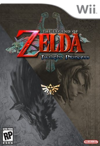 La Leyenda De Zelda Twilight Princess