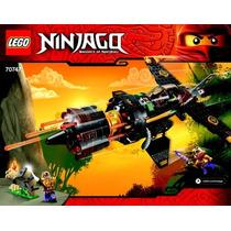 Lego Ninjago 70747 Destructor De Roca