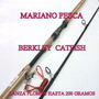Caña Berkley Catfish 2.42mts 2tramos 200grms Frontal