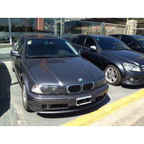Bmw 325 2002 Super Mantenida Impecabl Kms De Ruta !!!