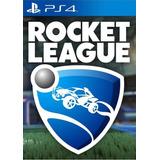Rocket League Ps4   Digital 1° Español Oferta Dia Del Niño!