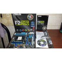 Mother Asus F2a85-m Pro Socket Fm2 Sata3 Usb3 Dvi Hdmi Spdif
