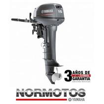 Motor Yamaha 15 Hp 2t Consulte Contado Normotos 47499220