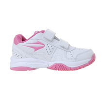 Zapatillas Topper Tennis Rookie Abrojo Kids Niña Bl/fu