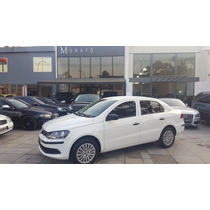 Volkswagen Voyage Confortline I-motion 2014