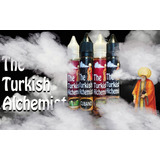 Liquidos Para Vapear Premium Esencias Turkish Alchemist 30ml