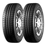 Kit 2 Cubiertas Goodyear Assurance 205/65 R15 P/ Ecosport