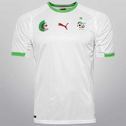 b4342194c5 Camiseta Oficial Argelia Titular 2015 2016 Original! Adultos