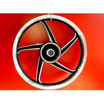 Llanta Trasera Honda Wave/beta Bs Aleacion Rod 17 Motos Migu