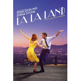 Posters Cine La La Land Afiches Películas Series 45x30 Cm