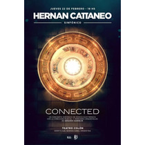 Entradas Hernan Cattaneo Sinfonico En El Colon