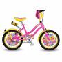 Bicicleta Soy Luna Rodado 16 Nena Licencia Disney Confortsur