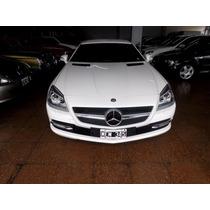 Mercedes Benz Descapotable Slk 250