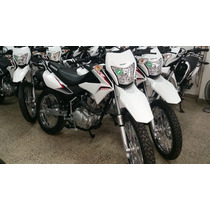 Jm-motors Honda Xr 150 L 0km Año 2016 Color Blanca Financio