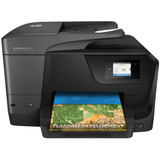 Impresora Hp Multifuncion Pro 8710 Color Fax Wifi Ex 8620
