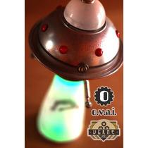 Lámpara Ornamental Geek O.v.n.i. (verne Arte Ucrónico)