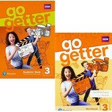 Go Getter 3 - Student´s Book And Workbook -  Pearson