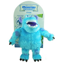 Títere Sulley Monster University Peluche Disney Kinderland