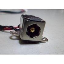 Power Jack Pin De Carga Netbook Educativa Exo Bgh E11is2