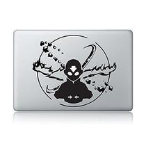 Calcomanía De Vinilo P/laptop Macbook, Aang Avatar (v4)